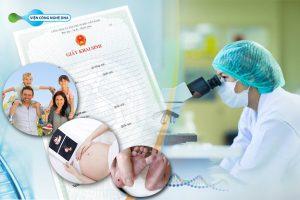 Những điều cần biết về dịch vụ xét nghiệm ADN khai sinh pháp lý