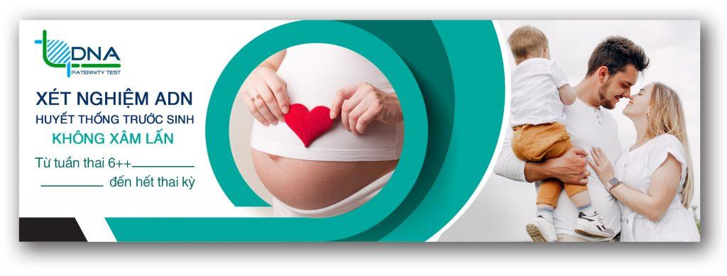 Xét nghiệm ADN thai nhi không xâm lấn ngay từ tuần thai thứ 6 với độ chính xác 99,9%