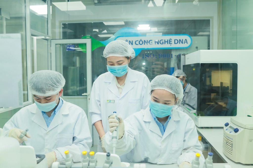 Viện Công nghệ DNA là 1 trong những địa chỉ làm Sàng lọc trước sinh NIPT uy tín.