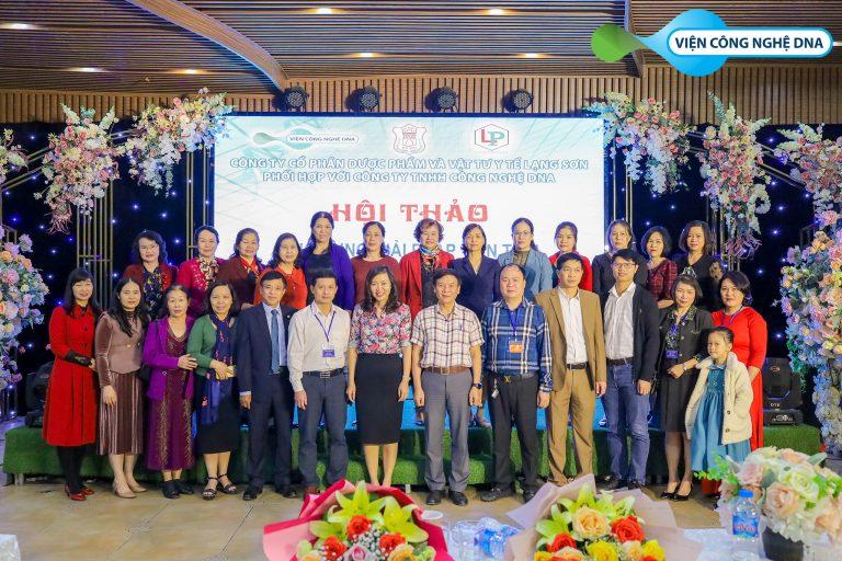 Hội thảo Khoa học trong Chuẩn đoán trước sinh và sau sinh tại Lạng Sơn