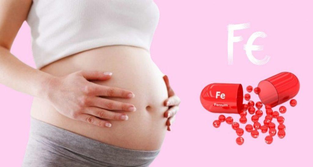 Uống thuốc gì trong 3 tháng đầu: Mẹ bầu nào cũng cần uống sắt trong suốt thai kỳ