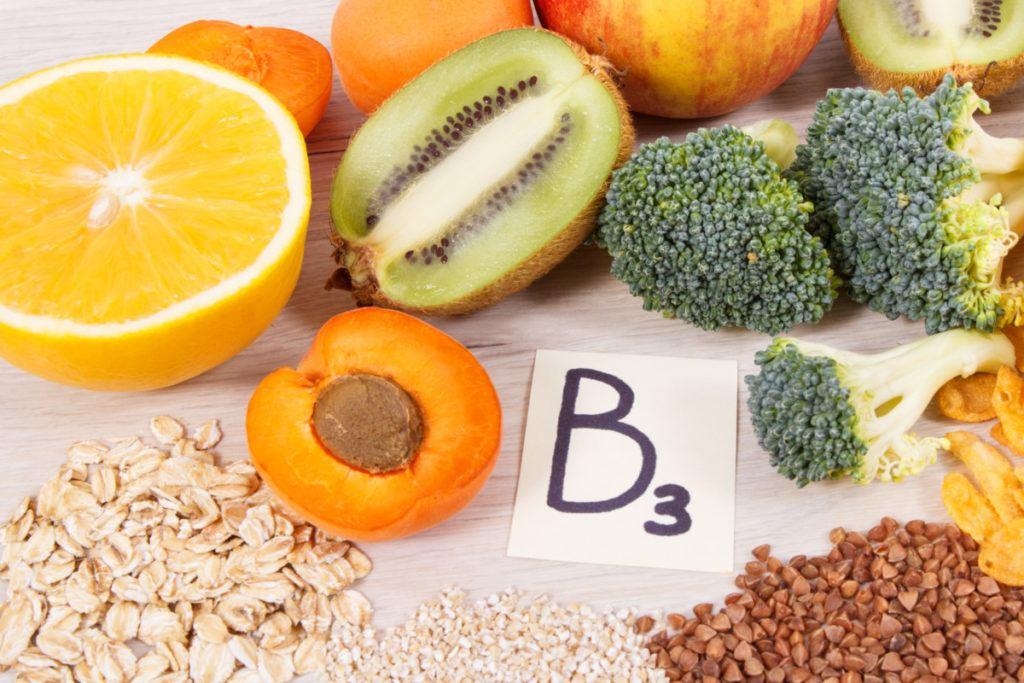 Vitamin B3 thường có trong thực phẩm nào?