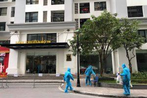 [Tin tức] 6 khu vực ở Hà Nội đang bị phong tỏa