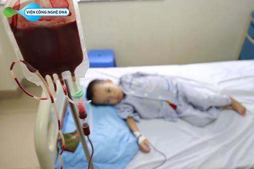 Tầm soát bệnh Thalassemia 01