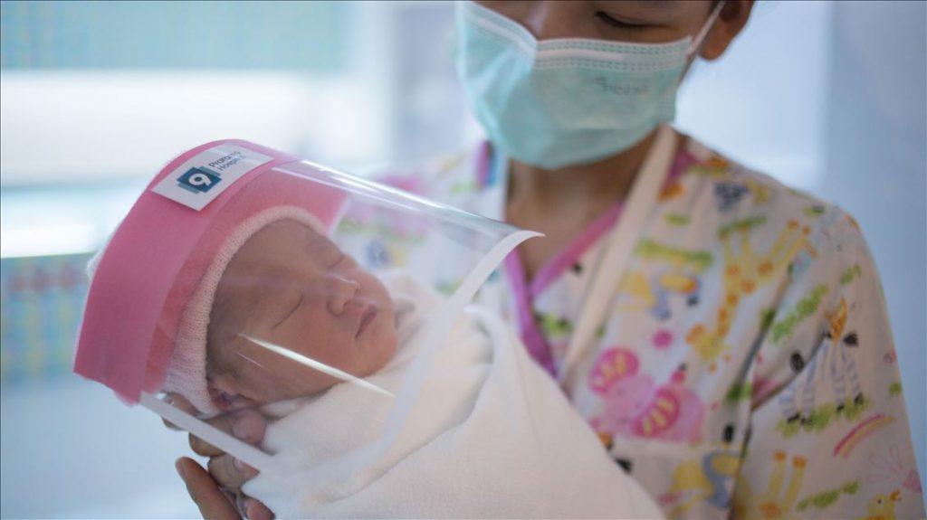 Bo Y te huong dan tam thoi du phong va xu tri COVID 19 o phu nu mang thai va tre so sinh