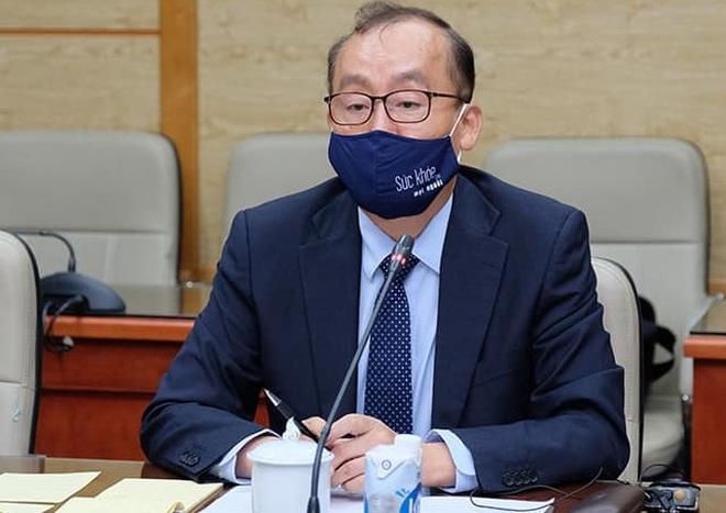 TS Kidong Park, Trưởng Đại diện WHO tại Việt Nam.