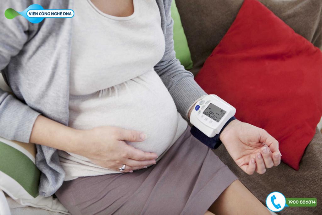 Tiền sản giật do sốt xuất huyết khi mang thai